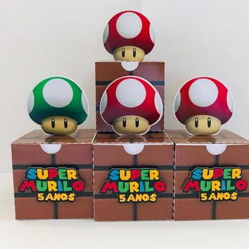 Caixa caixa cubo Cogumelo Super Mario World