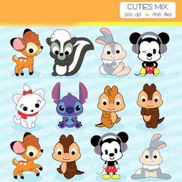 Cliparts Disney Cute Boo 03