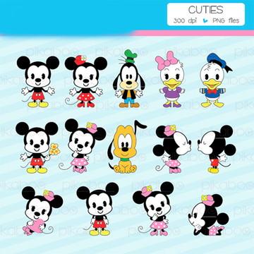 Cliparts Disney Cute Boo 06