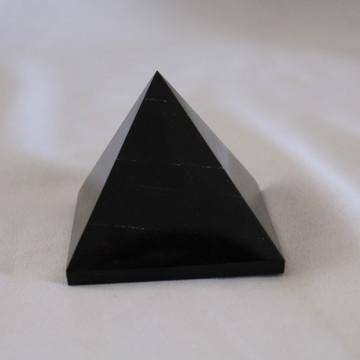 Pirâmide Obsidiana Negra 290 grama