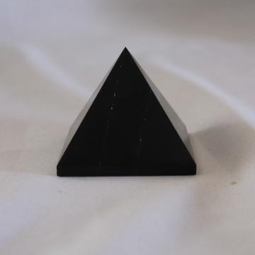 Pirâmide Obsidiana Negra 220 gramas
