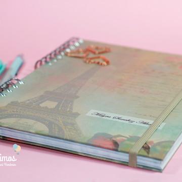 Caderno Executivo - Tema Paris
