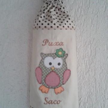 Puxa saco decoração cozinha