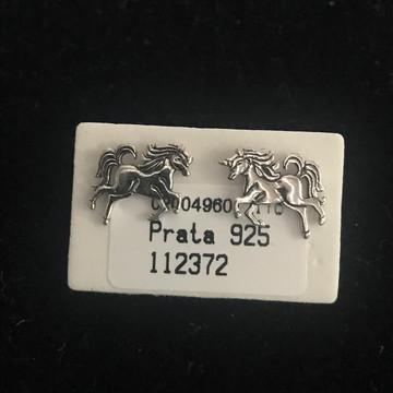 Brinco unicórnio Prata 925
