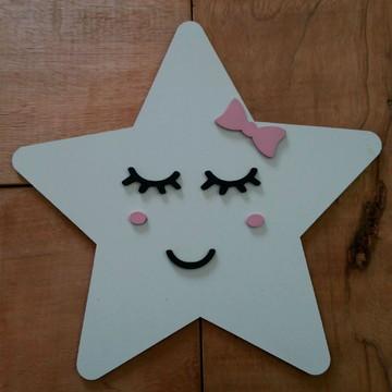 Estrela LED luminária