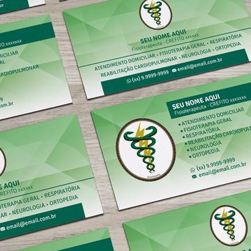 Cartão de Visita Fisioterapeuta M0003
