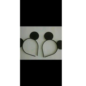 Kit 100 Tiaras Mickey