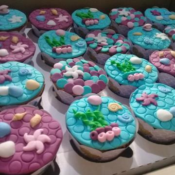 Cupcakes - Sereia