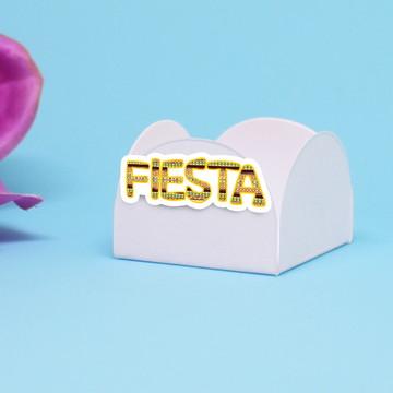 Forminha para doce - festa mexicana