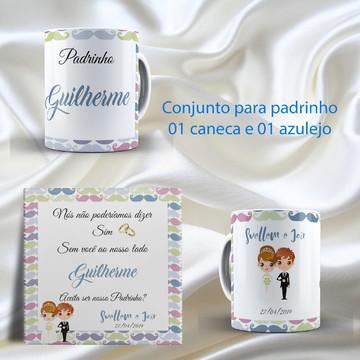 Kit para Padrinho de Casamento