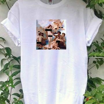 Camiseta Arte Moderna