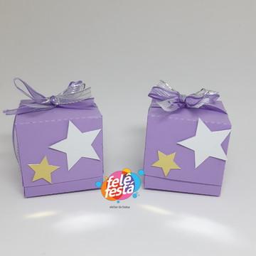 Caixa quadrada Estrela
