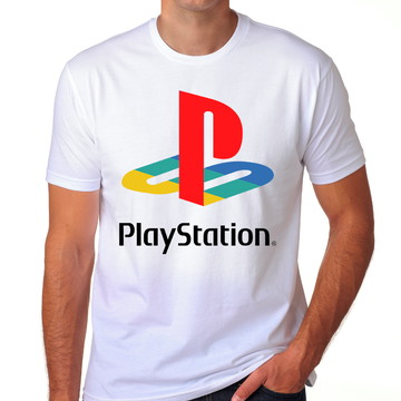 Camiseta Playstation Sony Logo 2193