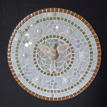 Mandala Divino Espírito Santo Nude 25