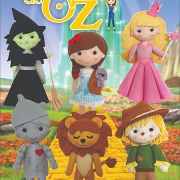 Apostila Digital O Mágico de Oz em feltro!