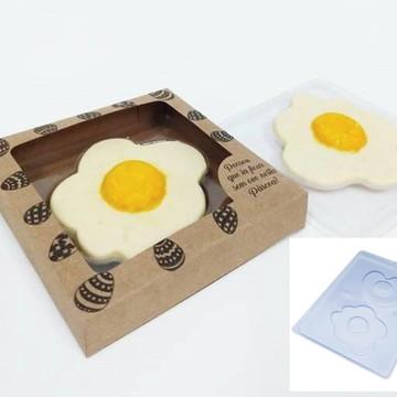 arquivo de corte molde caixa ovo