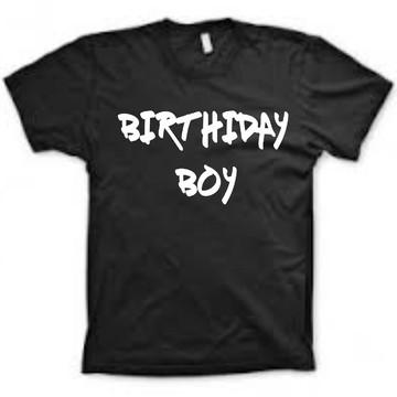 Camiseta para aniversario