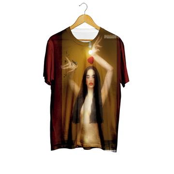 Camiseta PIENSO EN TU MIRÁ – Rosalía