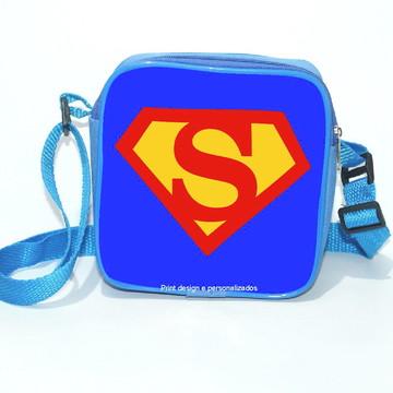 Lancheira Super man
