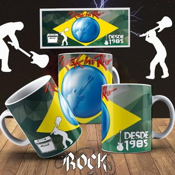 CANECA ROCK IN RIO CERAMICA