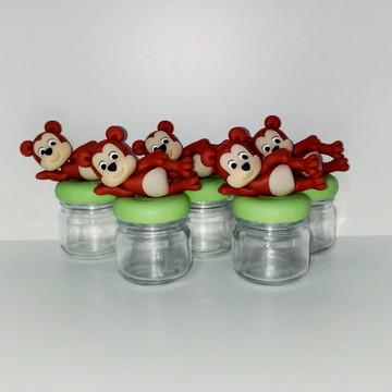 Urso Masha Biscuit - Potinhos