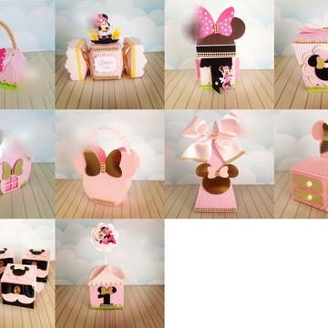 arquivo de corte Minnie rosa 2