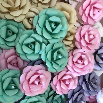 flores scrapbook