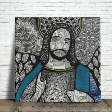 Azulejo Decorativo - Jesus Misericordioso