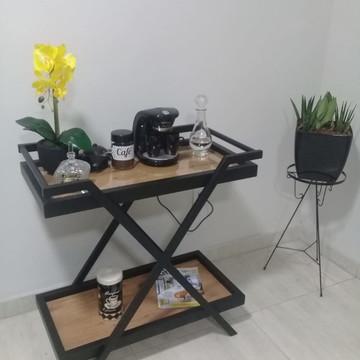 Mesa decorativa - Sob encomenda