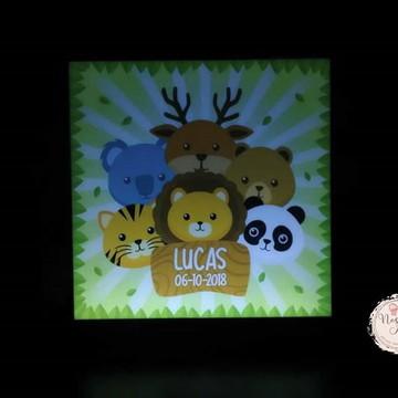 Luminária de Led Personalizada