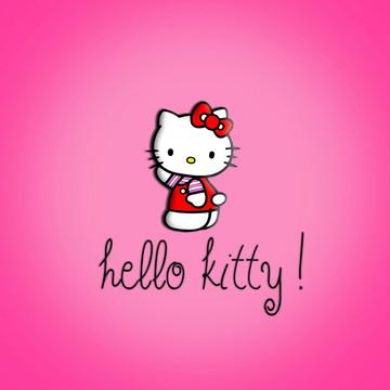 Faixa decorativa em adesivo da Hello Kitty