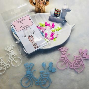 Apliques de EVA Bicicleta