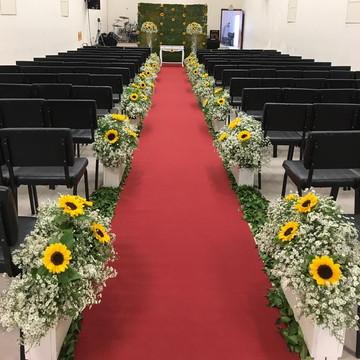 Cerimonia de Casamento - Locação