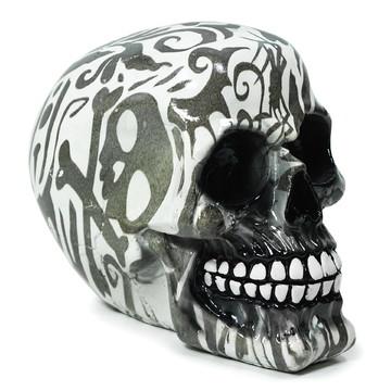 Crânio Esqueleto Caveira Resina Ghosts Leve