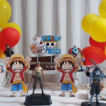 KIT Decoração One Piece