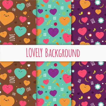 Scrapbook Digital / Lovely Background