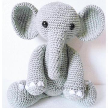 Amigurumi Elefante (Elephant Gurumi)