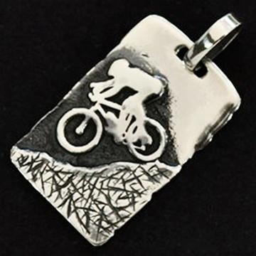 Pingente de Bicicleta Montain Bike Competições