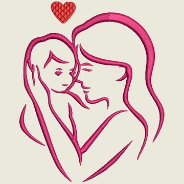 Matriz - Mãe e Bebê