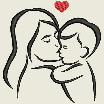 Matriz - Mãe e Filho