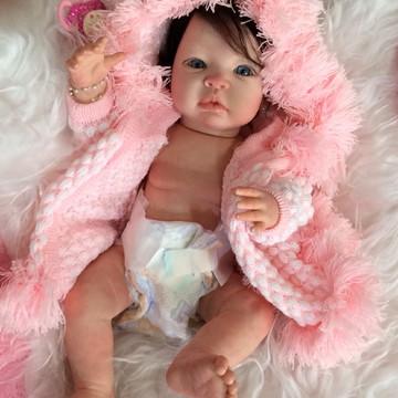 Bebê Reborn July- Pronta Entrega-PROMOÇÃO!!