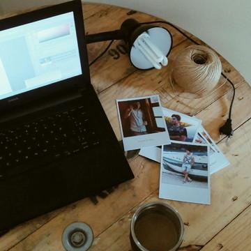 Revelação de Foto Estilo Polaroid 30 (Frete Gratuito)