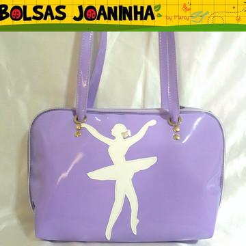 Bolsa Bailarina Ballet Balé