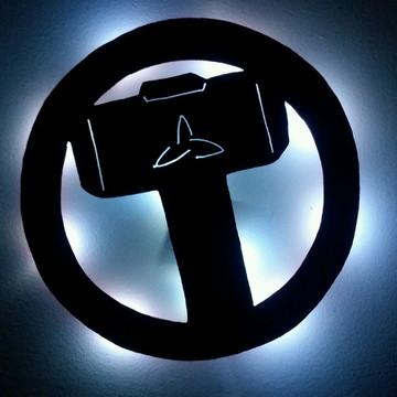 Thor - Luminária de Parede Grande