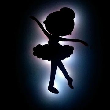 Bailarina - Luminária de Parede Grande