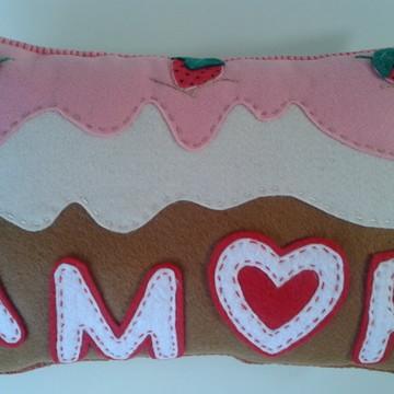 Almofada Dia dos Namorados