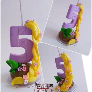 Vela Rapunzel - Enrolados