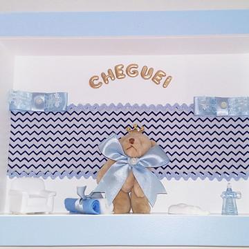 Quadro Enfeite de Porta Maternidade Bebê - 301513