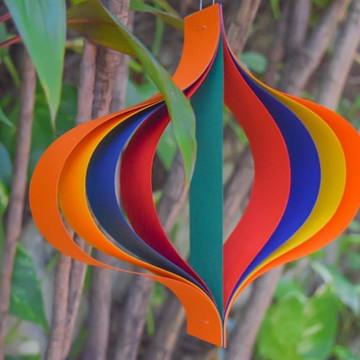 Balão de Papel - Festa Junina