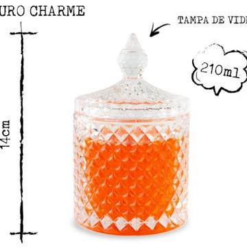 Vela Aromática Decorativa Bomboniere Luxo